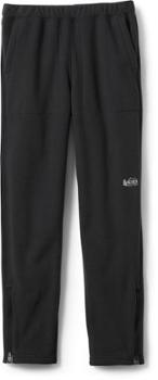 Флисовые брюки с манжетами на молнии Toasty - Детские REI Co-op
