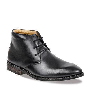 Мужские кружевные ботинки чукка с прямым носком Sandro Moscoloni