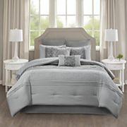 510 Design Lynda Embroidered 8-piece Comforter Set 510 Design