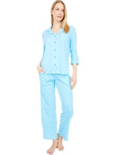 Пижамный комплект для подруги Petite All The Raj с рукавами 3/4 Karen Neuburger