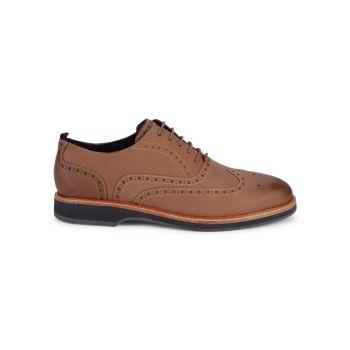 Morris Suede Wingtip Oxford Loafers Cole Haan