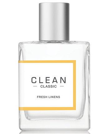 Classic Fresh Linen Fragrance Spray, 2 унции. CLEAN Fragrance