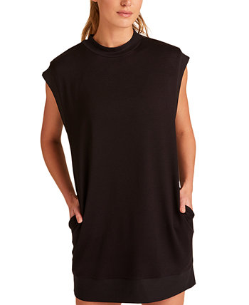 Sleeveless T-Shirt Dress ALALA