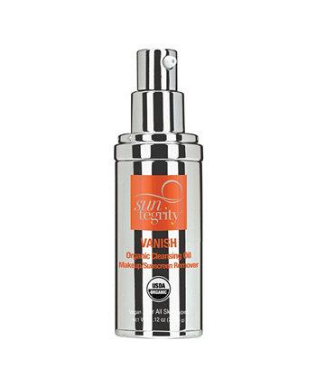 Vanish- Органическое очищающее масло для снятия макияжа или солнцезащитного крема, 1,12 унции Suntegrity