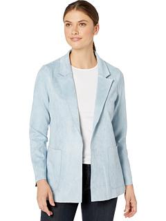 Твердые куртки из искусственной замши FDJ French Dressing Jeans