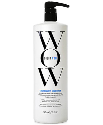 Color Security Conditioner для тонких и нормальных волос, 33.8 унции, от PUREBEAUTY Salon & Spa COLOR WOW