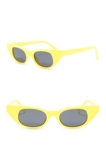 Солнцезащитные очки скинни Cat Eye The Breaker Le Specs