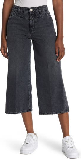 Rosy Wide Leg Jeans CLOSED