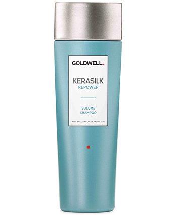 Объемный шампунь Kerasilk Repower, 8,5 унций, от PUREBEAUTY Salon & Spa Goldwell