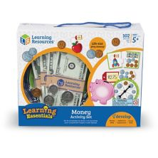 Learning Resources Money Activity Set Learning Resources