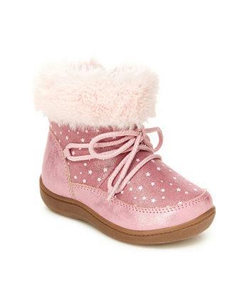 Еловые сапоги для маленьких девочек Stride Rite