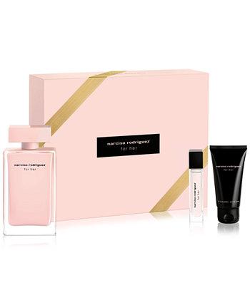 для подарочного набора Eau de Parfum Narciso Rodriguez