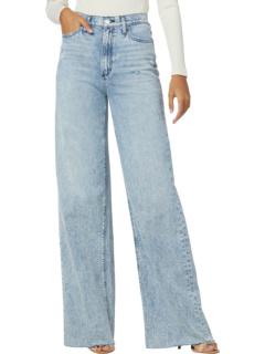 Mia with Raw Hem Joe's Jeans