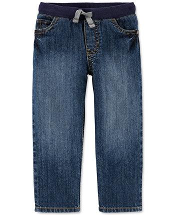 Toddler Boys Everyday Pull-on Denim Jeans Carter's