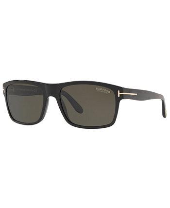 Мужские поляризованные очки Tom Ford