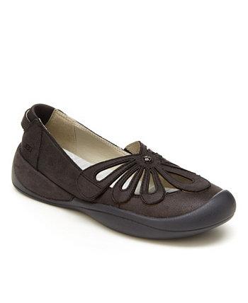 Эко-веганская женская обувь с жемчугом JBU