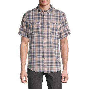 Рубашка классического кроя Ocean Ridge Ezekiel