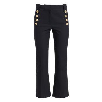 Укороченные брюки-клеш Robertson DEREK LAM 10 CROSBY
