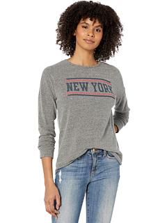 Супер мягкий пуловер Haaci New York The Original Retro Brand