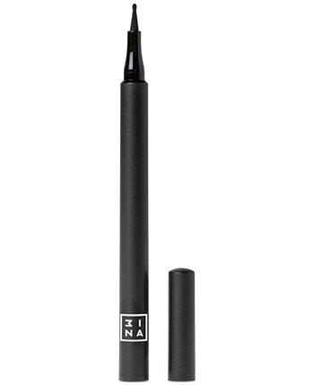 Подводка для глаз Dot Pen 3INA