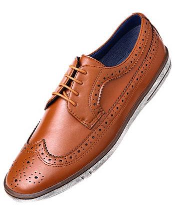 Мужские повседневные модельные туфли Wingtip Mio Marino