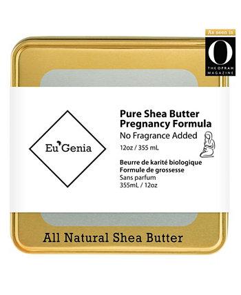 Многоцелевой увлажняющий крем с маслом ши для лица, тела и волос Eu'Genia Shea