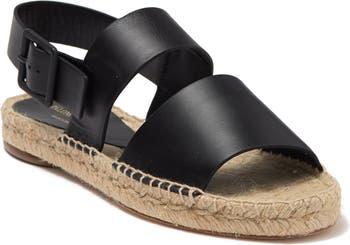 Кожаные сандалии-эспадрильи Lola Paloma Barcelo