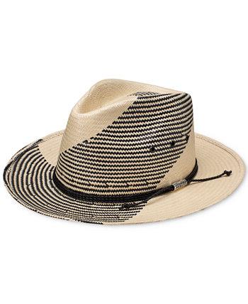Мужская соломенная шляпа Zaire Stetson