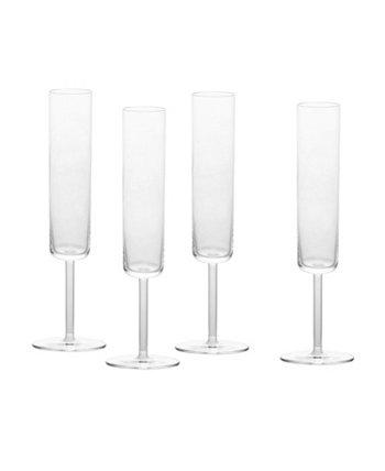 Флейта для шампанского Modo 5,5 унций - набор из 4 шт. Schott Zwiesel