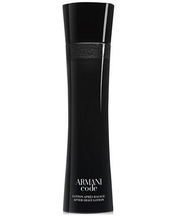 Лосьон после бритья Armani Code, 3,4 унции. Giorgio Armani