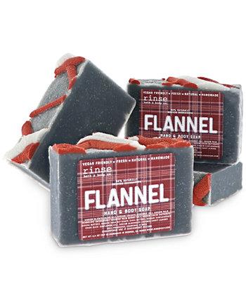 Flannel Soap Rinse Bath & Body Co.