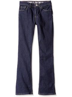 Джинсовые джинсы с эластичными сапогами Dickies