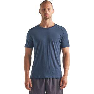 Рубашка с короткими рукавами и круглым вырезом Icebreaker Amplify Icebreaker