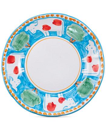 Обеденная тарелка Campagna VIETRI