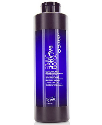Кондиционер Color Balance Purple, 33,8 унции, от PUREBEAUTY Salon & Spa Joico