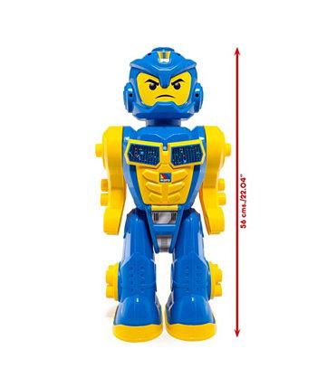 Молто - Робот Трансформаторные Блоки, 15 штук Fundamental Toys