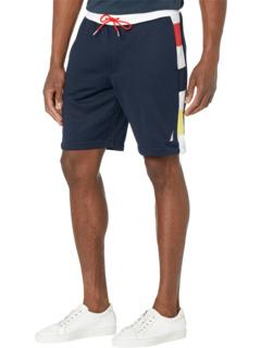 "9"" Side Panel Knit Shorts Nautica"