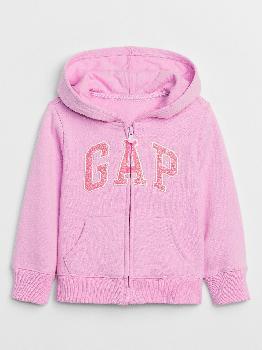 Худи на молнии с логотипом Toddler Gap Gap Factory