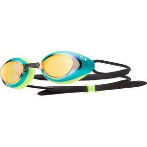 Зеркальные очки для плавания TYR Blackhawk Racing TYR