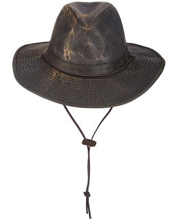 Мужская шляпа Safari с большими полями Dorfman Pacific