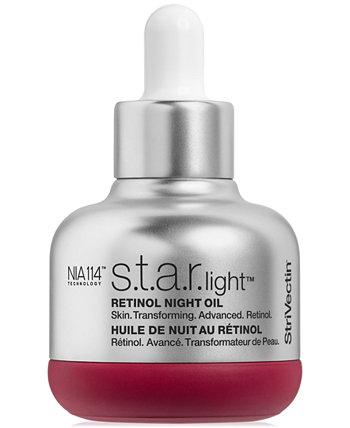S.T.A.R. Light Retinol Night Oil, 1 унция. StriVectin