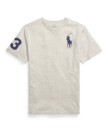 Футболка Big Boys Big Pony Ralph Lauren