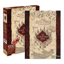 Водолей Гарри Поттер Карта Мародера Пазл из 1000 частей Aquarius