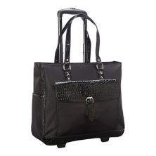 Деловая сумка-тоут и сумка для ноутбука на колесиках из искусственной кожи Heritage Heritage