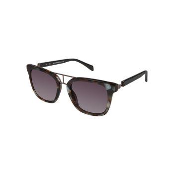 Крупные квадратные солнцезащитные очки 52 мм Balmain