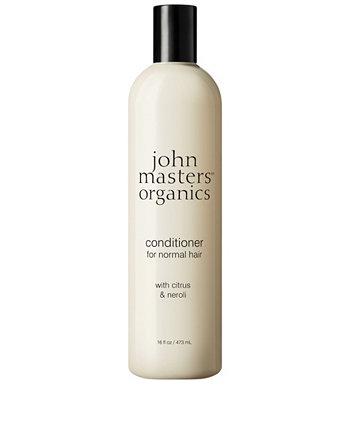 Кондиционер для нормальных волос с цитрусовыми Neroli- 16 эт. унция John Masters Organics