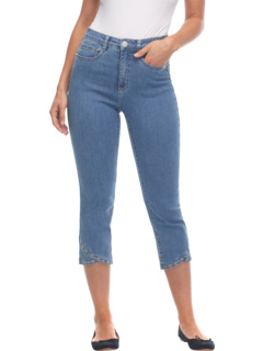 Coolmax Denim Suzanne Capri в цвете Chambray FDJ French Dressing Jeans