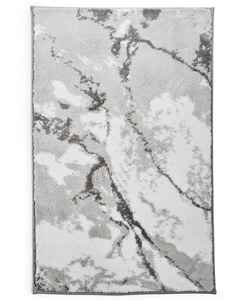 Коврик из диффузного мрамора 22 x 36 дюймов, созданный для Macy's Hotel Collection