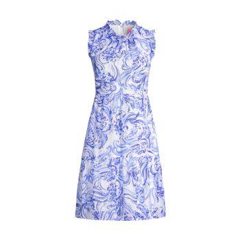 Jazzy Tiered Dress Lilly Pulitzer