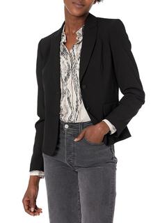 Пиджак Lux Blazer на двух пуговицах (для миниатюрных, стандартных и больших размеров) Calvin Klein